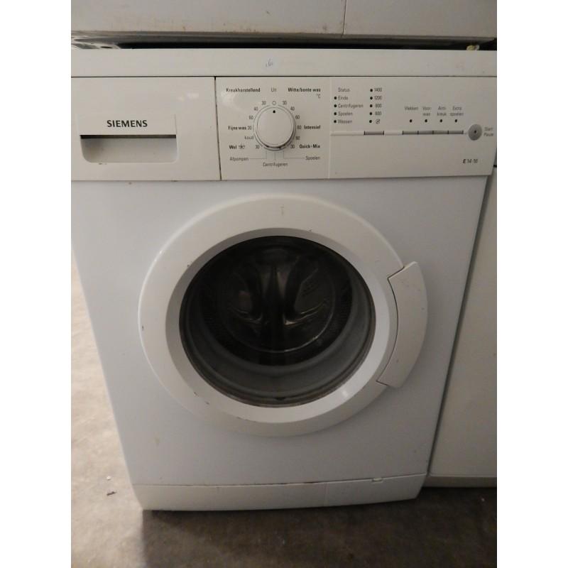 Siemens E14 3f : siemens wasmachine e14 16 wasmachine kopen ~ Michelbontemps.com Haus und Dekorationen